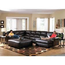 Poundex 3pc Sectional Sofa Set by Poundex Bobkona 3 Piece Bonded Leather Sectional Sofa