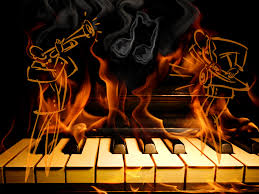 Piano Jazz Music Wallpaper