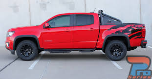 ANTERO : 2015-2019 Chevy Colorado Rear Truck Bed Accent Vinyl ... Predator 2 092014 Ford Fseries Raptor Style Rear Truck Bed Vinyl Sticker Decals Bed Stripes Dodge Ram 1500 Rt Mopar Destorder Us Flag Decals Tail Sticker American Kit Compatible Product Stripe Fits Vinyl Decal Remington Offroad Piece Left And Right Officially Licensed 4x4 Pair 09144x4 Mopar Solid For Ram 2500 Hemi 2017 2018 F150 Graphics T Freedom Edition Ar15 Trucks 082016 At Superb We Specialize In Custom Decalsgraphics 2015 2016 Chevy Colorado Pickup Stickers Superbee