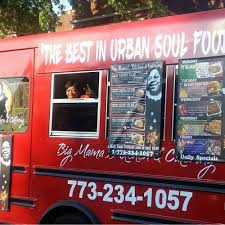 100 Chicago Food Trucks Big Mamas Kitchen Roaming Hunger