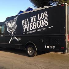 100 Food Trucks In Los Angeles National Truck Day