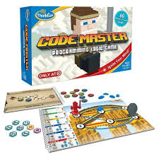 Code Master Is An Ingenious Programming Board Game Thatll Make You Feel Smarter Boing