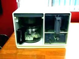 Wall Mount Coffee Maker Under Cabinet Mounted Makers