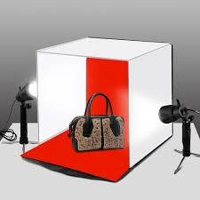 104 Studio Tent Puluz 40cm Foldable Photo Softbox Free 5 Backgrounds Couple Led Light Lamps Konga Online Shopping