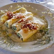 cuisiner la ricotta cannelloni aux épinards et à la ricotta facile cuisine az