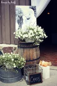 Uncategorized Country Wedding Ideas Ways To Use Wine Barrels Theme Tabletop Themed September For