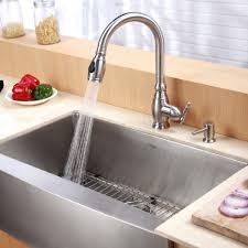 Stainless Overmount Farmhouse Sink by Decorating Extravagant Top Mount Copper Stainless Farmhouse Sink