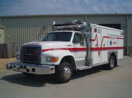 100 Rescue Truck 1997 Used Ford F800 Jons Mid America