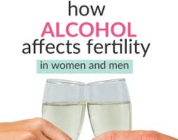 Uterus Lining Shedding Without Blood by How Alcohol Affects Fertility In Women And Men A Toast To