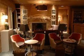 salon du bar picture of hotel le chalet blanc montgenevre