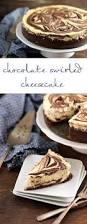 Smitten Kitchen Pumpkin Marble Cheesecake by Best 25 Chocolate Swirl Ideas On Pinterest Merengue Chocolate