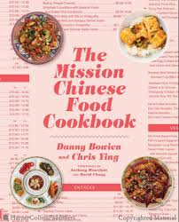 ission cuisine 2 the mission food cookbook danny bowien chris ying hardcover
