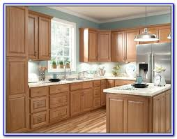 kitchen paint colors with light brown cabinets painting home