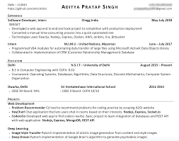 Resume Makeover: Aditya Pratap - RezScore Powerful Resume Parsing Resume Management Zoho Recruit Parse Definition Hot Update Parsing Is Here And Much More Unsuccessful Greenhouse Support Samples Printable Job Meaning New Nice What Does Parser Open Source Java Processing Flow Wel Come To Sambe Software What Parse Hr Companies Why Structuring Your Data Crucial How Write A Persuasive Essay With An Opposing Viewpoint