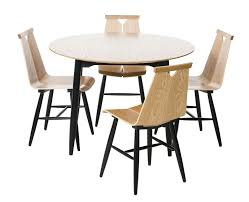 1960-Ruokailuryhmä Pyöreä | Design From Scandinavia | Round ... Ding Room Fniture Cluding A Table Four Chairs By Article With Tag Oval Ding Tables For 8 Soluswatches Ercol Table And Chairs Elm 6 Kitchen Room Interior Design Vector Stock Rosewood Set Extendable Whats It Worth Find The Value Of Your Inherited Fniture Wikipedia Danish Teak Wood Chairs Circa 1960 Set How To Identify Genuine Saarinen Table Scandart Vintage Mid Century S Golden Elm Extending 4