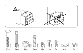 Ikea Kullen Dresser Assembly by Ikea Safety Warning After Another Toddler Crushed To Death By Malm