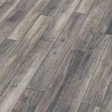 Kronotex Villa Harbour Grey Oak Laminate Flooring