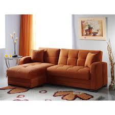 Hodan Sofa Chaise Dimensions by Kubo Rainbow Orange Sectional Sofa By Sunset