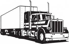 Skillful Design Semi Truck Clipart Outline Drawing Excellent Vector ... Black And White Truck Clipart Collection 28 Collection Of Semi Truck Front View Clipart High Quality Free Grill And White Free Download Best Pickup Car Semitrailer Clip Art Goldilocks Art Drawing At Getdrawingscom For Personal Real Vector Design Top Panda Images Image 2 39030 Icon Stock More Business Finance Outline Wiring Diagrams