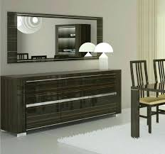 Captivating White Wood Tilet Buffet Tables For Dining Room Glass Table Sideboard Inside Design Pertaining To Modern Rectangle Furniture