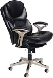 Serta Memory Foam Managers Chair amazon com serta works executive office chair with smart layers