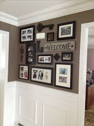 Best 25 Po Collage Walls Ideas Heart Within Wall Designs 1