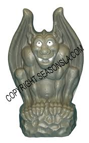 Halloween Blow Mold Display by Halloween Decorations Decoration U0027s Gargoyle General Foam Plastics Corp