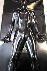 New  Latex Rubber Gummi Vac Bed Sleeping Bed Catsuit Suit