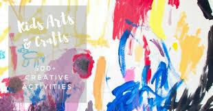 Kids Arts And Crafts Activities