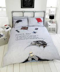 Ebay Bedding Sets by Duvet Day Cosy Cat Ipad Ipod 3d Photographic Duvet Quilt Cover