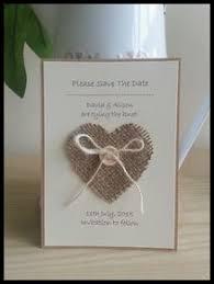 Ebay Wedding Invitations Inspirational 50 Handmade Rustic Vintage Shabby Chic Hessian