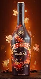 Baileys Pumpkin Spice by Baileys Pumpking Spice Domestika