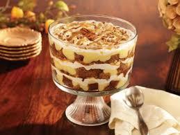 Pumpkin Mousse Trifle Country Living by Pumpkin Gingerbread Trifle Recipe Paula Deen Food Network