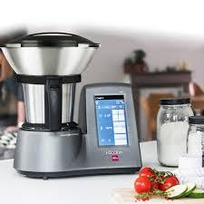 le meilleur robot de cuisine multifonction connecté i cook in