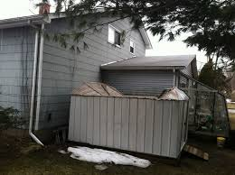 Sears Metal Shed Instructions by Fixing A Collapsed Storage Shed Arrow Sr1012 Hubpages