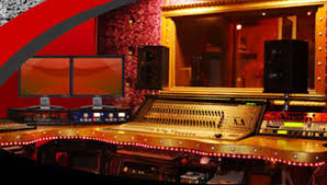 Inside The Recording Studio