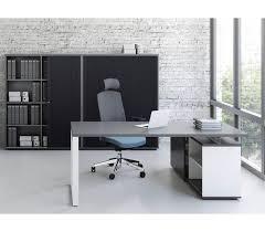 meuble bas bureau ogi q bureau avec meuble bas brand office