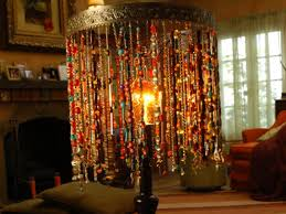 Mathmos Lava Lamp Singapore by Handmade Beaded Lampshade Video Diy All About Lamps Ideas
