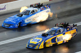 Ron Capps closes in on elusive NHRA Funny Car title – Las Vegas
