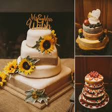 Sunflowers And Rustic Autumn Shades For A Handmade Cotswolds Wedding Films Weddings