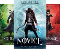 The Summoner Trilogy 4 Book Series By Taran Matharu