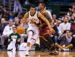 Giannis Antetokounmpo dominates LeBron James Bucks beat Cavs 118
