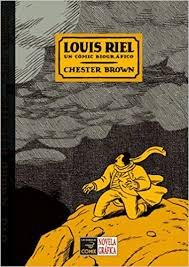 Buy Louis Riel Un Comic Biografico A Strip Biography Book Online At Low Prices In India