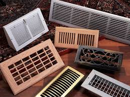 Adjustable Floor Register Deflector by Atlanta Supply Air Diffusers Vent Covers Air Conditioning