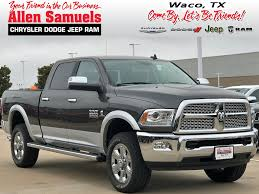 New 2018 RAM 2500 Laramie Crew Cab In Waco #18T50361   Allen Samuels ... Used Class 8 Trucks Trailers Hillsboro Waco Tx Porter Berry Motor Company 2629 Franklin Ave 76710 Buy Sell Nissan Frontiers For Sale In Autocom How To Plan The Perfect Trip Magnolia Market Texas Kb Brown Mhc Kenworth Truck Sales Don Ringler Chevrolet Temple Austin Chevy 2015 Ford F150 Xlt Birdkultgen Chip And Joanna Gaines Cant Fix Dallas Obsver Opportunity Used Cars Llc 1103 N Lacy Dr Waco 76705 New 2018 Ram 2500 Laramie Crew Cab 18t50361 Allen Samuels Exploring Wacos Recycling Program From Curbside Life Kwbu Big Now During Commercial Season