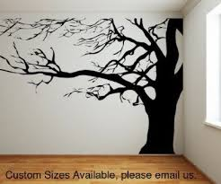 wall decoration vinyl tree wall decal lovely home decoration