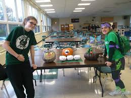 Pumpkin Contest Winners by English Department Showcases Fall Spirit With Annual Pumpkin