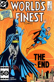 Worlds Finest 323 January 1986