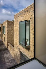 100 Mews House Design Peter Barber Uses Oriel Windows For Facades Of Moray Houses