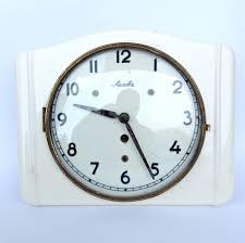 100 Mauthe Ceramic Wall Clock